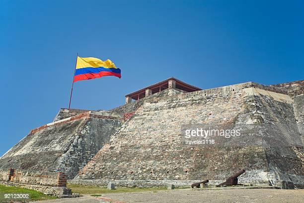 San Felipe Fort, Cartagena