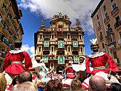 San Fermín festivals in Pamplona