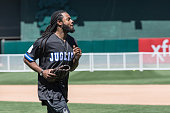 Water For Life Charity Softball Game Hosted By JaVale...