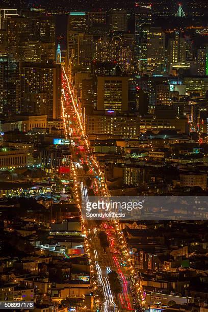 San Francisco at Ninght
