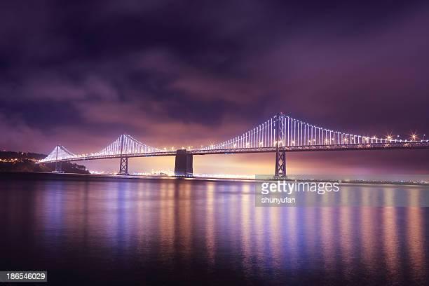 San Francisco: Bay Bridge from Embarcadero