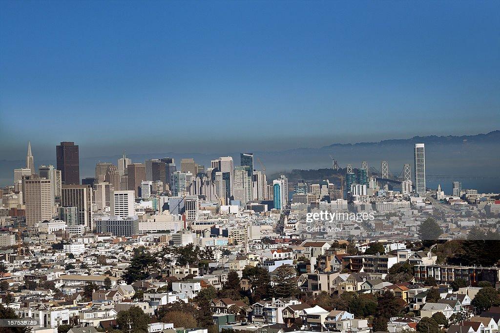 San Francisco, California : Stock Photo