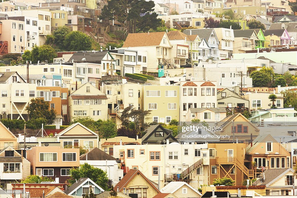 Suburb Neighborhood Community San Francisco