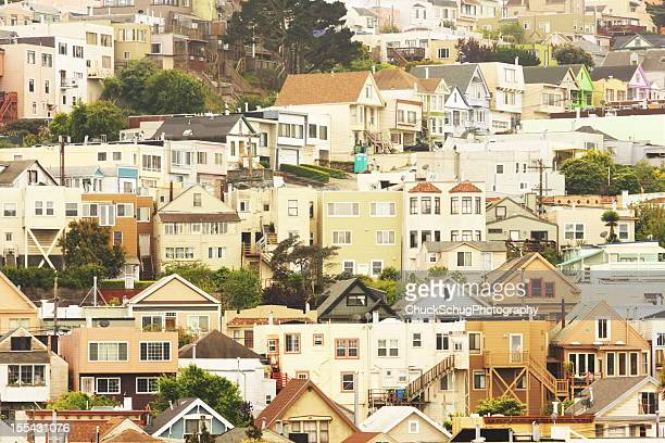 San Francisco Daly City Neighborhood Suburb