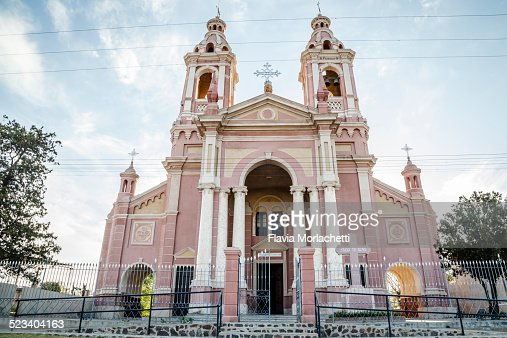 San Francisco del Chanar church in Argentina