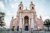 San Francisco del Chanar church in Argentina
