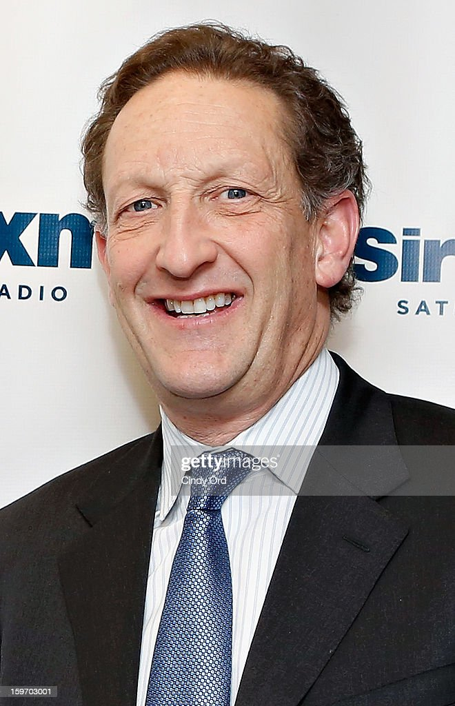 San Francisco Giants CEO Larry Baer visits the SiriusXM Studios on January 18, 2013 in New York City.