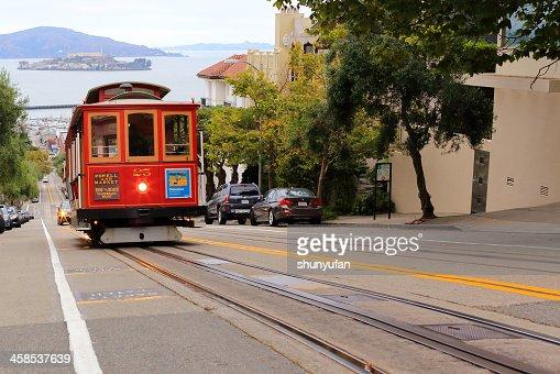 San Francisco: Historical Cable Car
