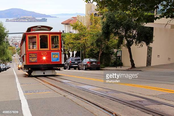 De San Francisco: Cable Car historique