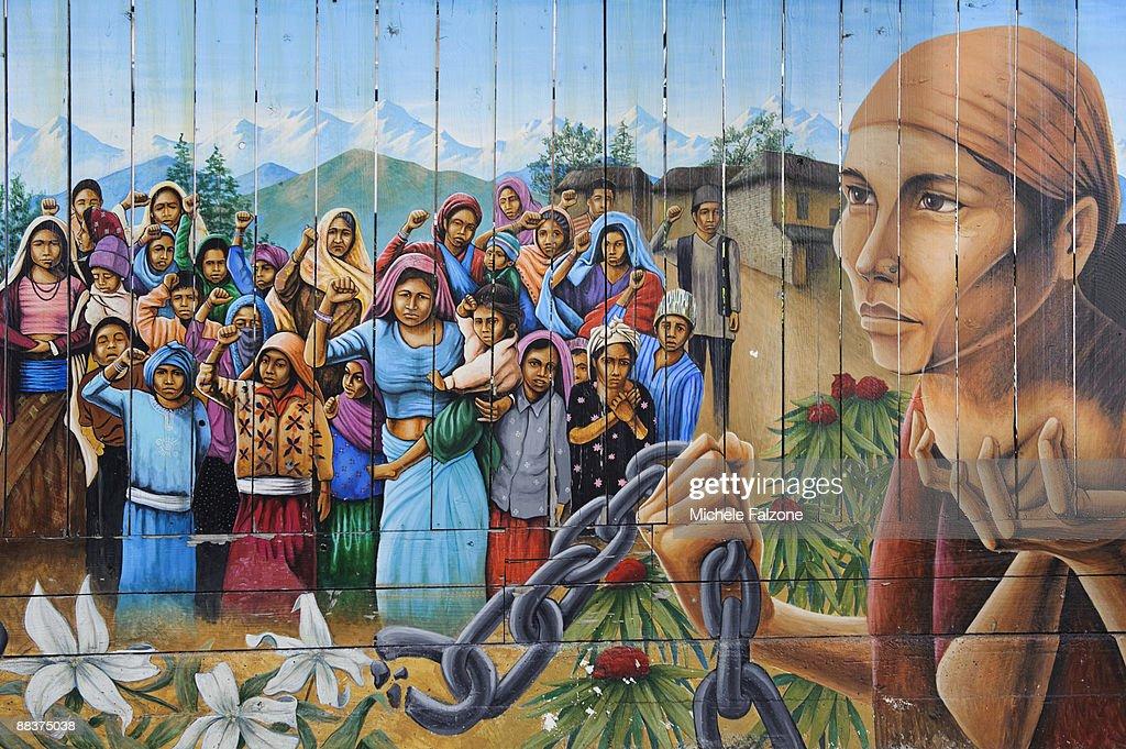San Francisco, Missions District, Murals