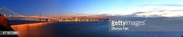San Francisco: Skyline Super Panorama