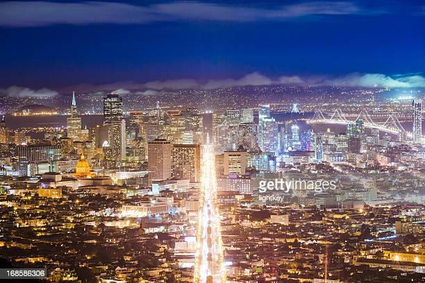 San Francisco skyline, USA
