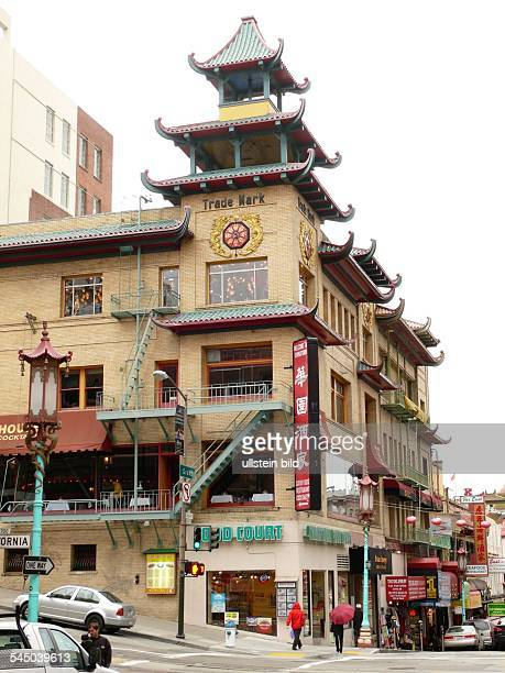 Street in Chinatown