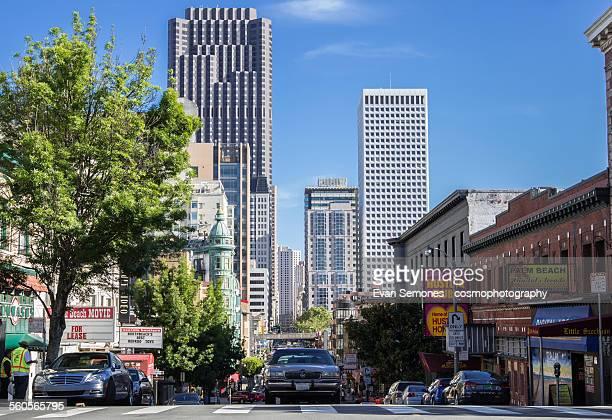 San Francisco's North Beach District