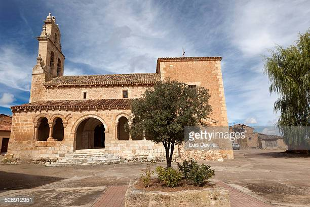 san gines romanic church in rejas