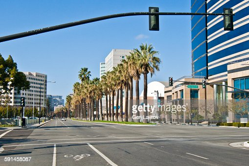 San Jose, California (Capital of Silicon Valley)