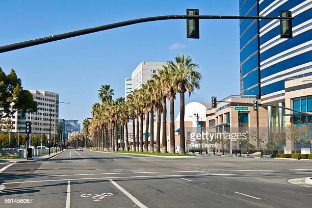 San Jose, California (Capital of Silicon Valley)