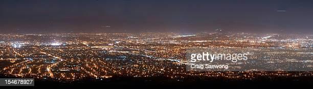San Jose City Lights