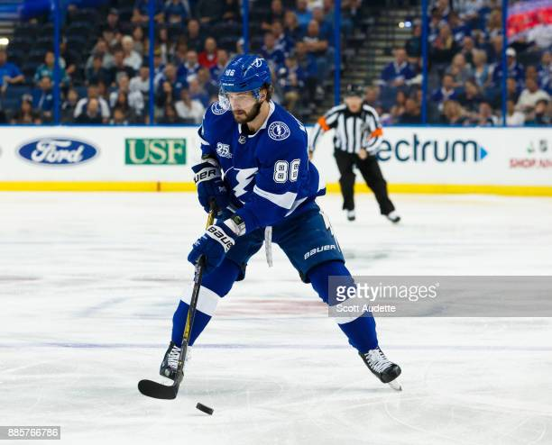 San Jose Sharks v Tampa Bay Lightning