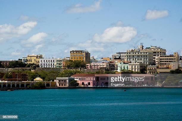 San Juan harbour. Puerto Rico