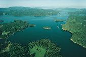 San Juan Islands, Northwestern Washington, USA
