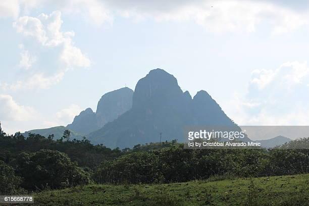 San Juan's Morros