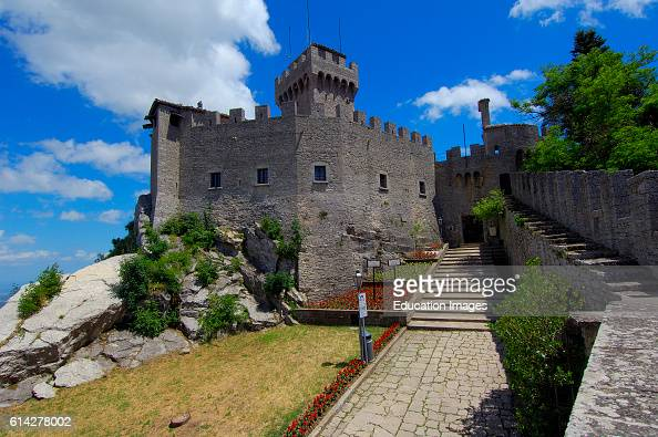 Prestige San Marino : Titano stock photos and pictures getty images