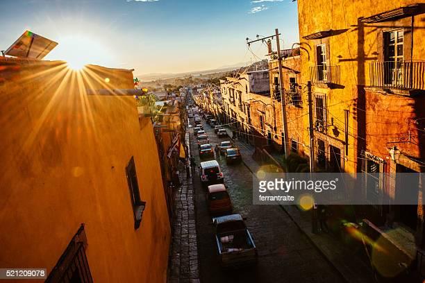 サンミゲルデアレンデメキシコで