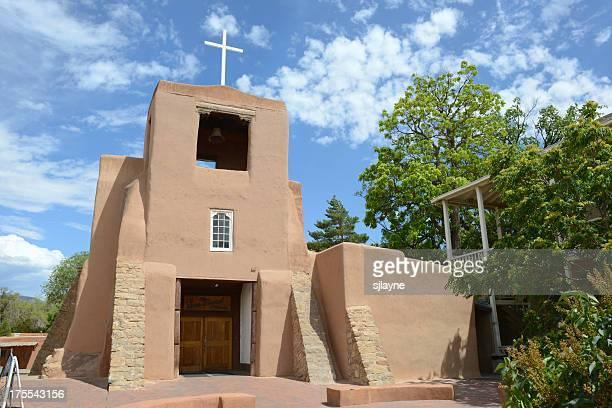 Misión de San Miguel en Santa Fe, Nuevo México