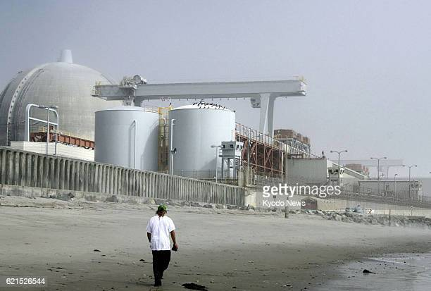 San Onofre United States A March 2011 file photo shows the San Onofre Nuclear Generating Station in southern California in the United States Electric...