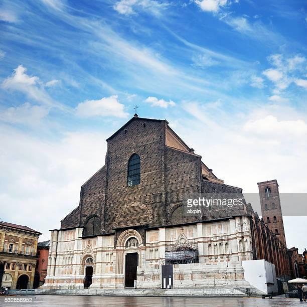 San Petronio Basilica, Bologna
