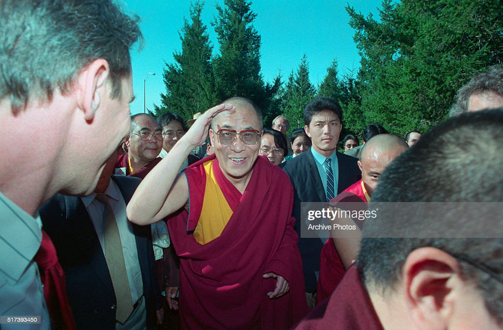 The exiled religious and political leader of Tibet the Dalai Lama won the 1989 Nobel Peace Prize on the 5th of October.