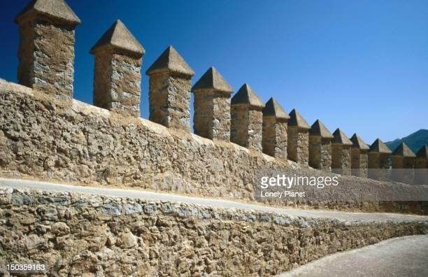 San Salvador, 14th century fortress.