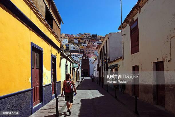 San Sebastian, La Gomera, Canary Islands, Spain, Europe