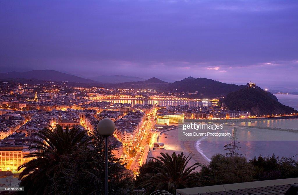 San Sebastian, Spain : Stock Photo
