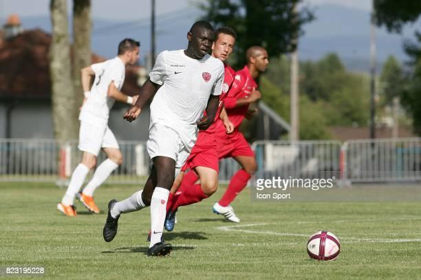 Sanaa ALTAMA Besancon / Dijon Match de preparation Saison 2011/2012