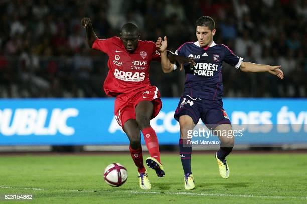 Sanaa ALTAMA / Jeremy PIED Dijon / Lyon 5eme journee de Ligue 1
