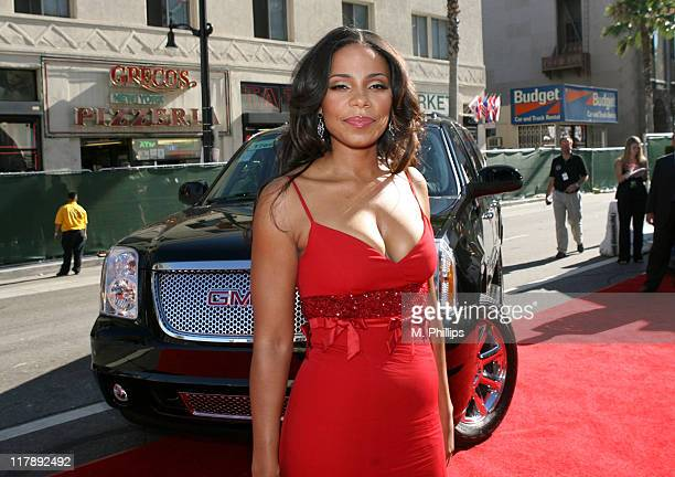Sanaa Lathan during 2006 ESPY Awards GM ESPY Edition Denali Arrivals at Kodak in Los Angeles California United States