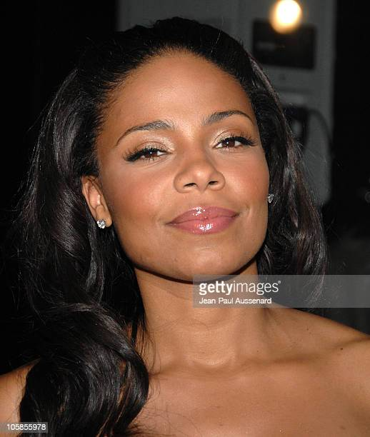 Sanaa Lathan during Escada Grand Opening Of The Beverly Hills Flagship Boutique Arrivals at Escada Beverly Hills in Beverly Hills California United...
