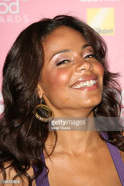 Sanaa Lathan during Us Weekly Hot Hollywood Awards at Republic Restaurant and Lounge in West Hollywood CA United States