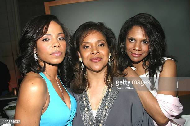 Sanaa Lathan Phylicia Rashad and Audra McDonald *Exclusive*