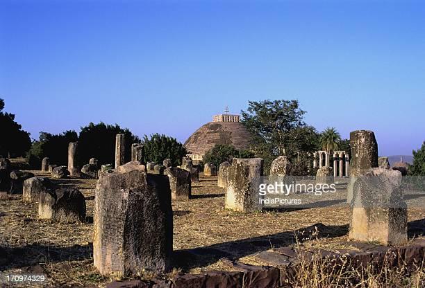 Sanchi Stupa Madhya Pradesh India
