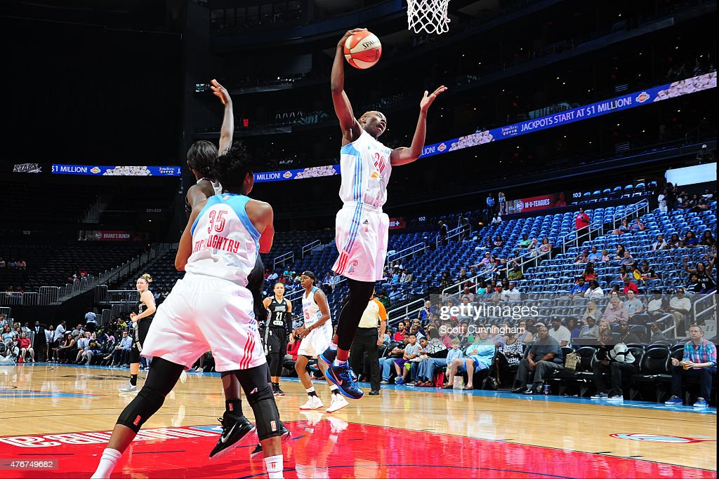 San Antonio Stars v Atlanta Dream