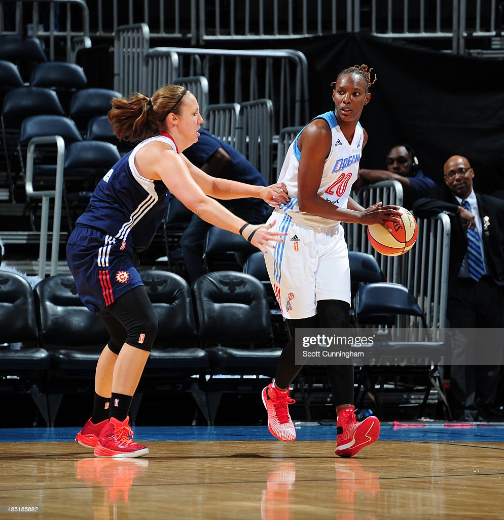 Connecticut Sun v Atlanta Dream