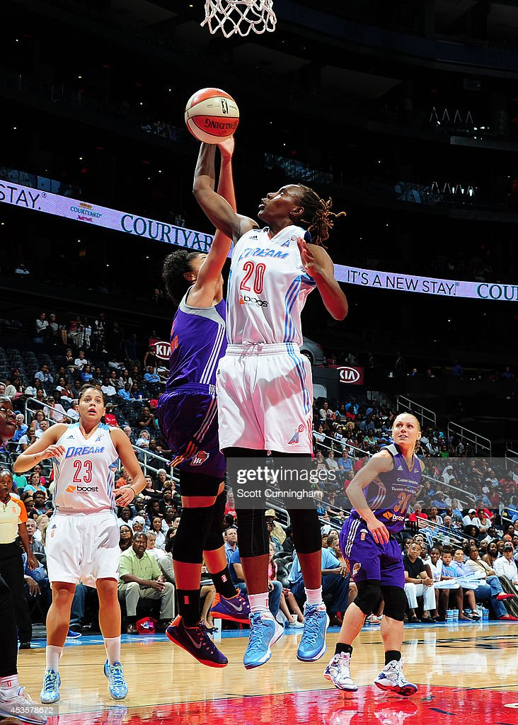 Phoenix Mercury v Atlanta Dream