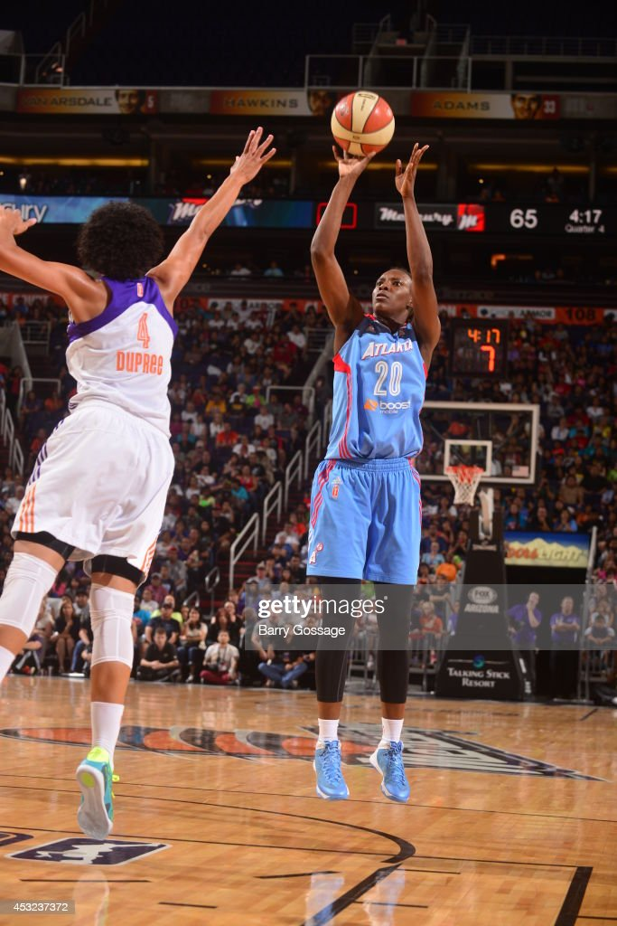 Atlanta Dream v Phoenix Mercury