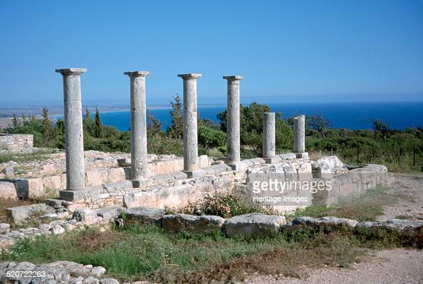 Temple Of Apollo Hylates Stock Photos and Pictures  Getty ...