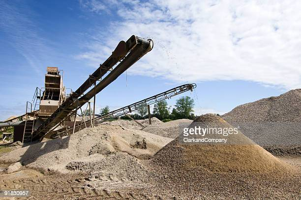 Sand and Gravel  Quarry