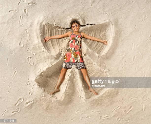 Sand-Angel