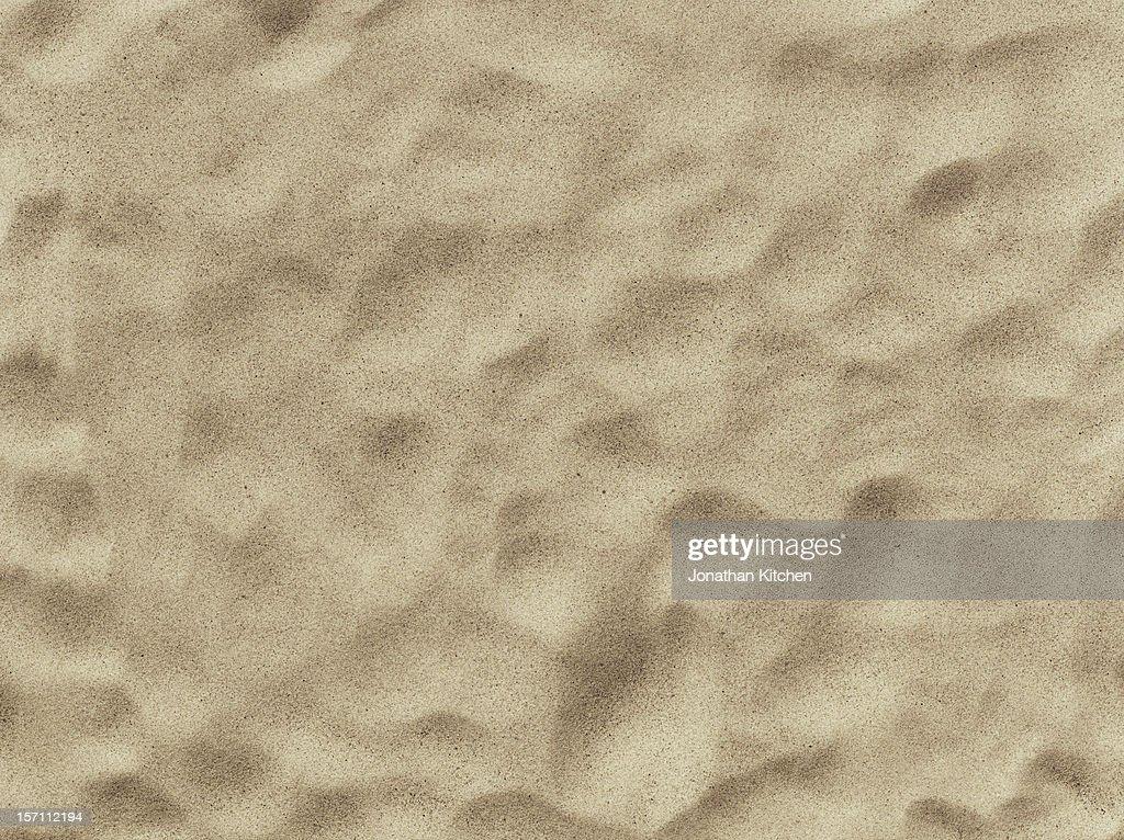 Sand background : Stock Photo